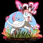 Eeveelution: Sylveon (Fairy-Type)
