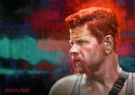 The Walking Dead - Abraham by roderick25