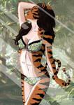 Tiger lady by clem212