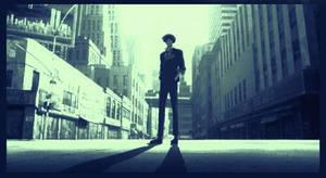 Cowboy Bebop PSP Wallpaper by quadrophonic