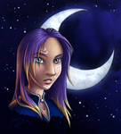 Anjali, Exalted of the Moon