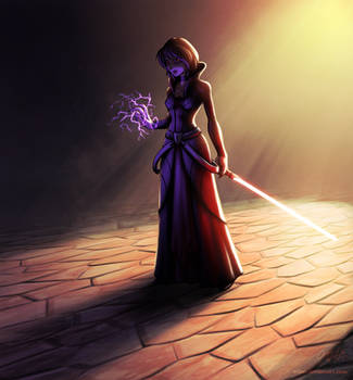 Every Light Has a Shadow by evion