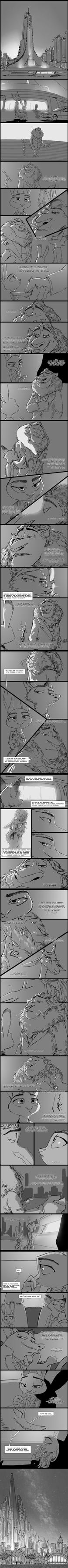 Sunderance - Chapter 8: King of Pride Rock by TheWyvernsWeaver