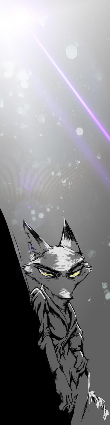 Kyubi by TheWyvernsWeaver