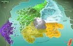 Sunderance - Map of Zootopia