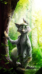 Forest F'Talis by TheWyvernsWeaver