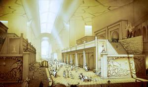 The Grand Bazaar of Ctesiphon