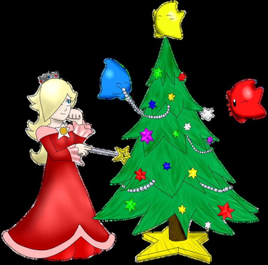 Secret Santa: Christmas Rosie by Eternal-Apprentice on DeviantArt