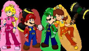 Mario REvamped