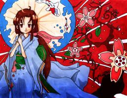 Blossom by LaGomita
