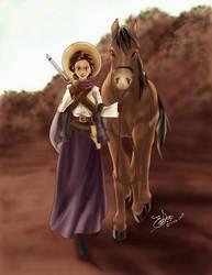 soldadera by LaGomita