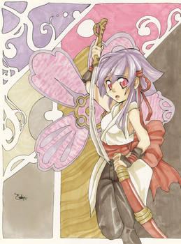 Mayu's litle sister