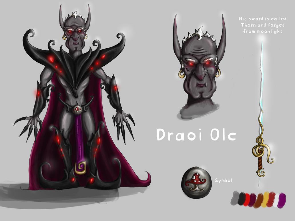 King Draoi Olc by Shodanicron