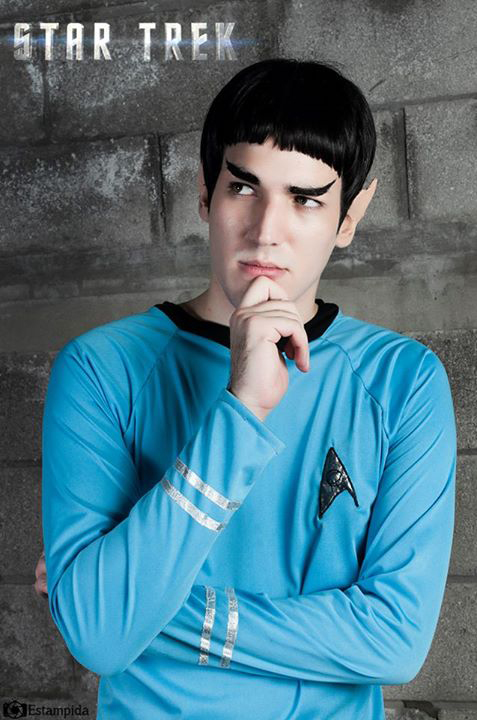Spock by AlexanderTC
