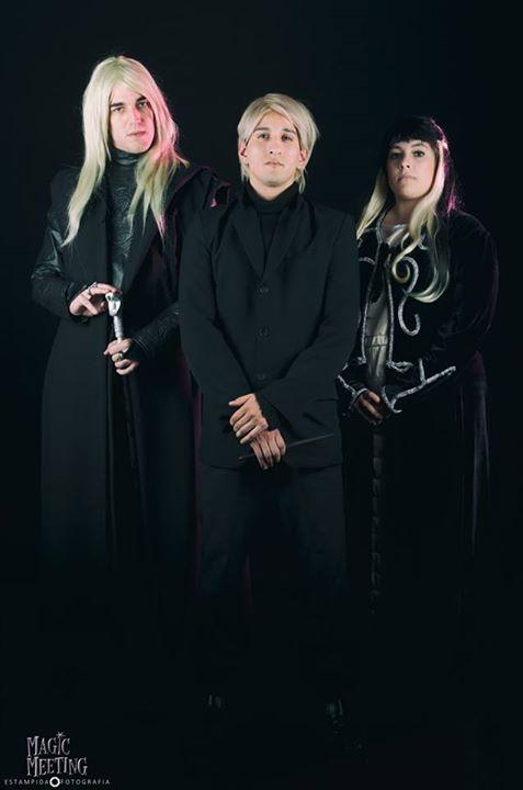 Malfoy Family by AlexanderTC