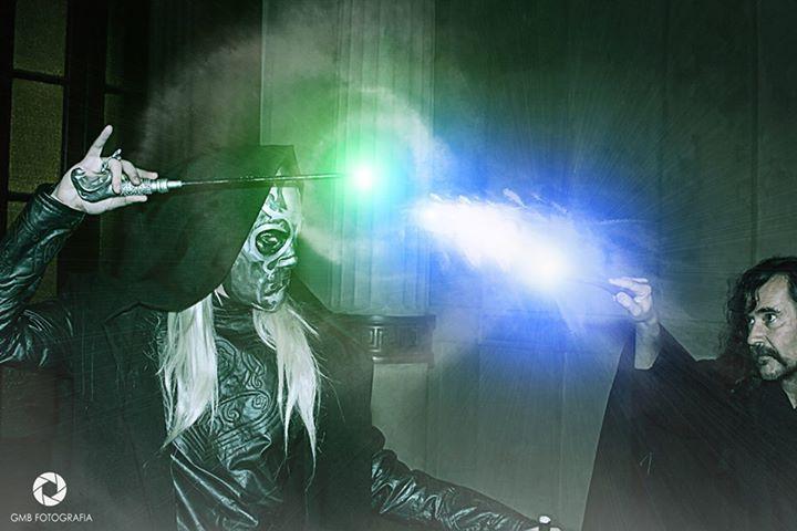 Lucius vs. Sirius by AlexanderTC