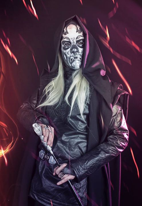 Lucius Malfoy Deatheater - Harry Potter by AlexanderTC