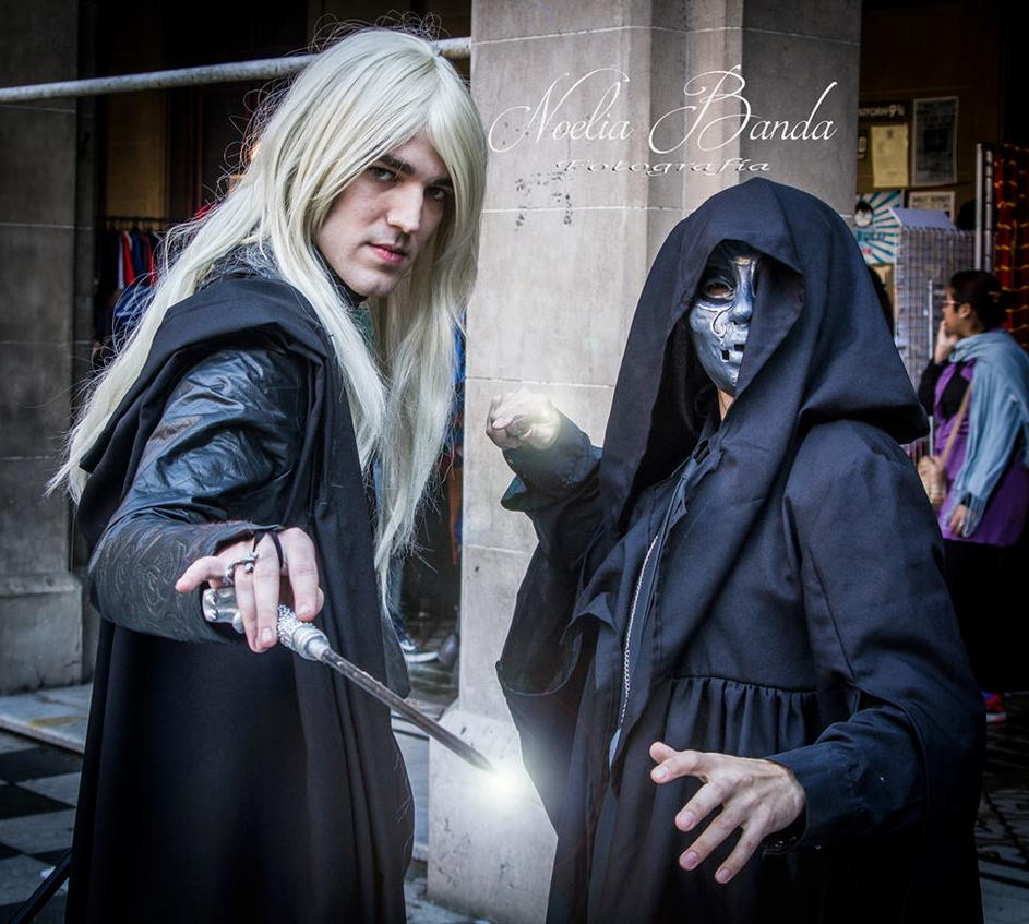 Lucius Malfoy - Harry Potter by AlexanderTC