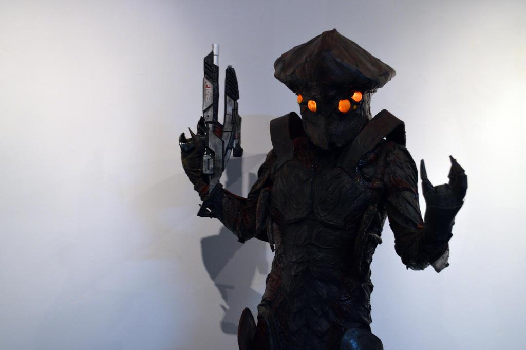 Mass Effect 3 - Collector Adept by AlexanderTC