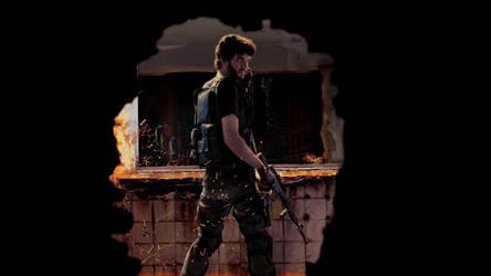 Carlos Oliveira On Resident Evil Men Deviantart