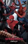 Marvel Studios' Spider-Man 3 (2021) Fan Poster 2