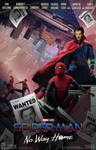Marvel's Spider-Man: No Way Home Fan Poster 3