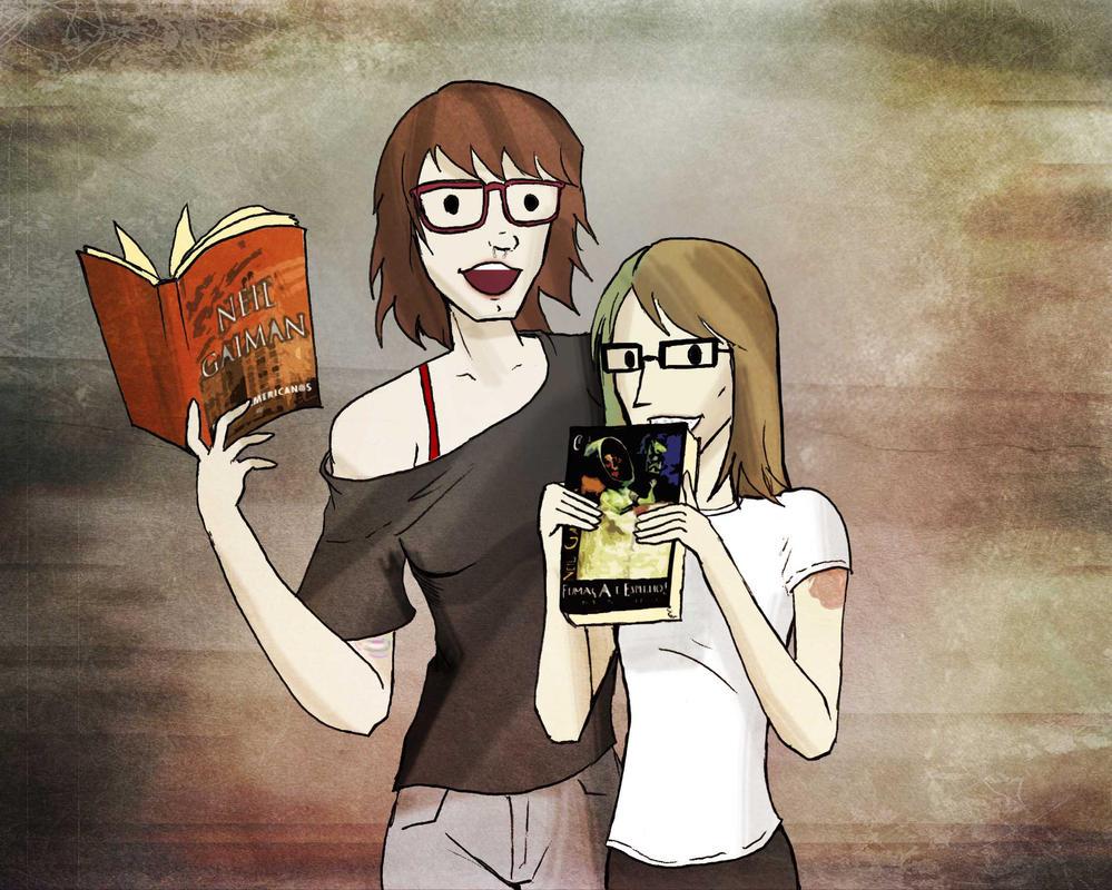 Gaiman by ksol-unlimited
