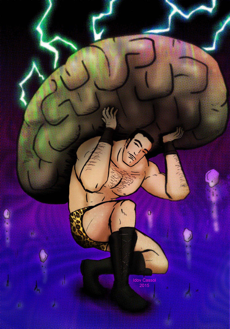 Flex Mentallo by ksol-unlimited
