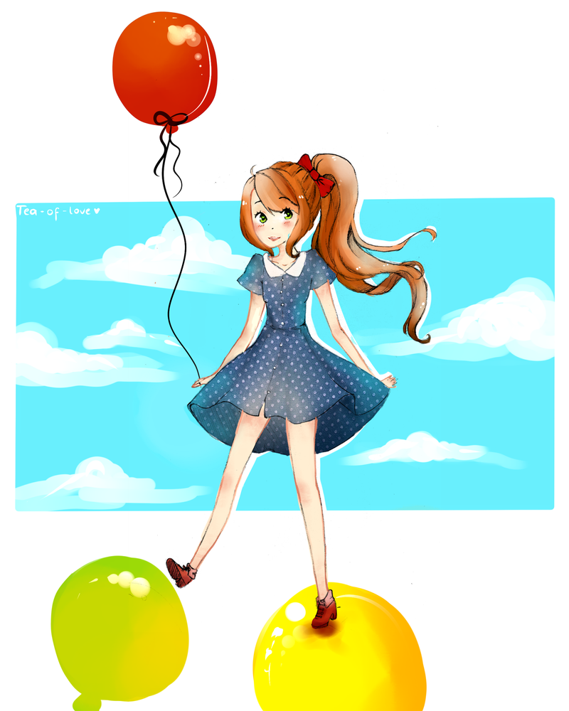 Balloons by tea-of-love