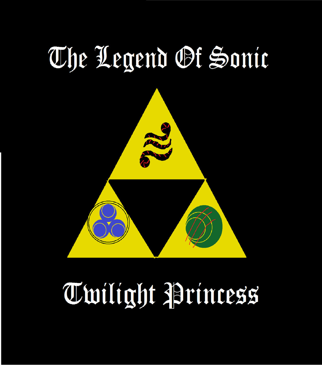 Twilight Vision White Speck That >> The Legend Of Sonic Twilight Princess By Dream Dragoness On Deviantart