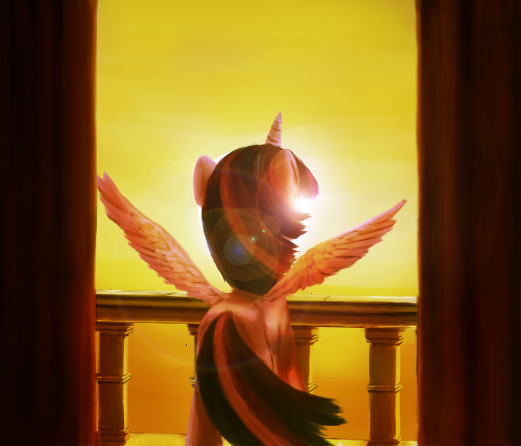 The Overlook by AnticularPony