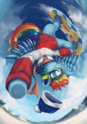 Rainbow Flip
