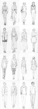 Sketchdump by Lucis7
