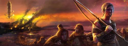 Last Exodus by spirapride