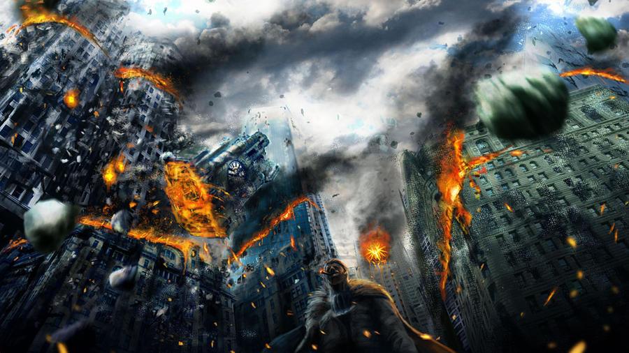 Wrath of a Cruel God by spirapride