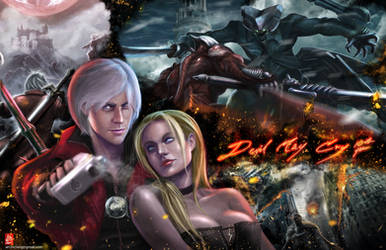 Devil May Cry 10th Year