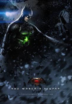 BatmanSuperman World'sFinest