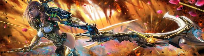 Odin God Armor by spirapride