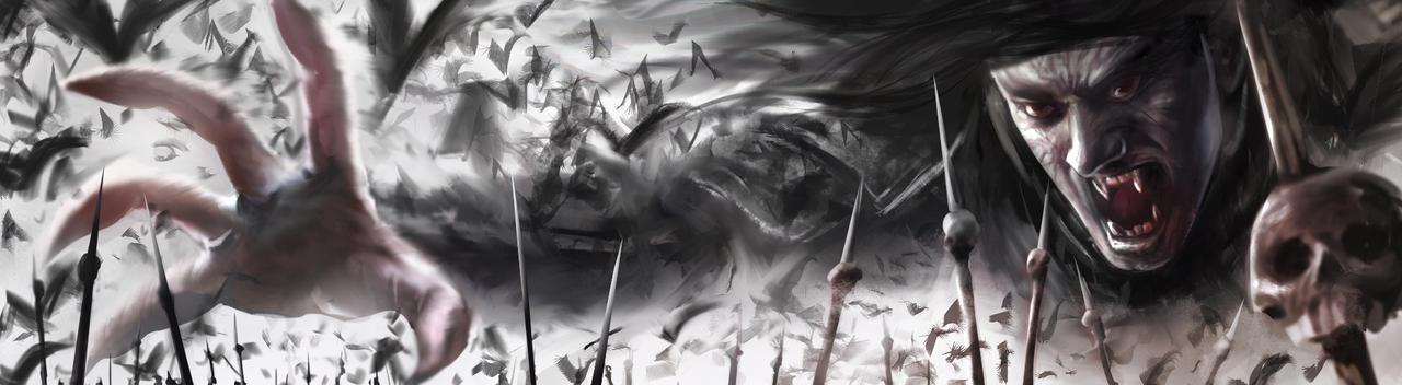 Dracula Untold by spirapride