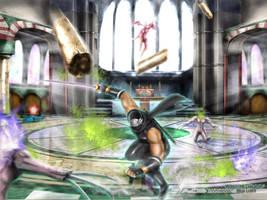 Ninja Gaiden by spirapride