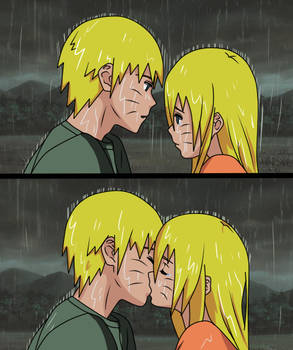 Naruto and Naruko_twincest