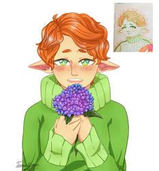 ~Elf boy~