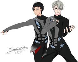 ~Yuri and Victor~
