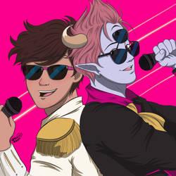 Star Boyz by wallOruss