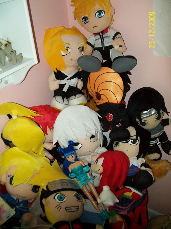 Anime Dolls by ZakuraKnightV2