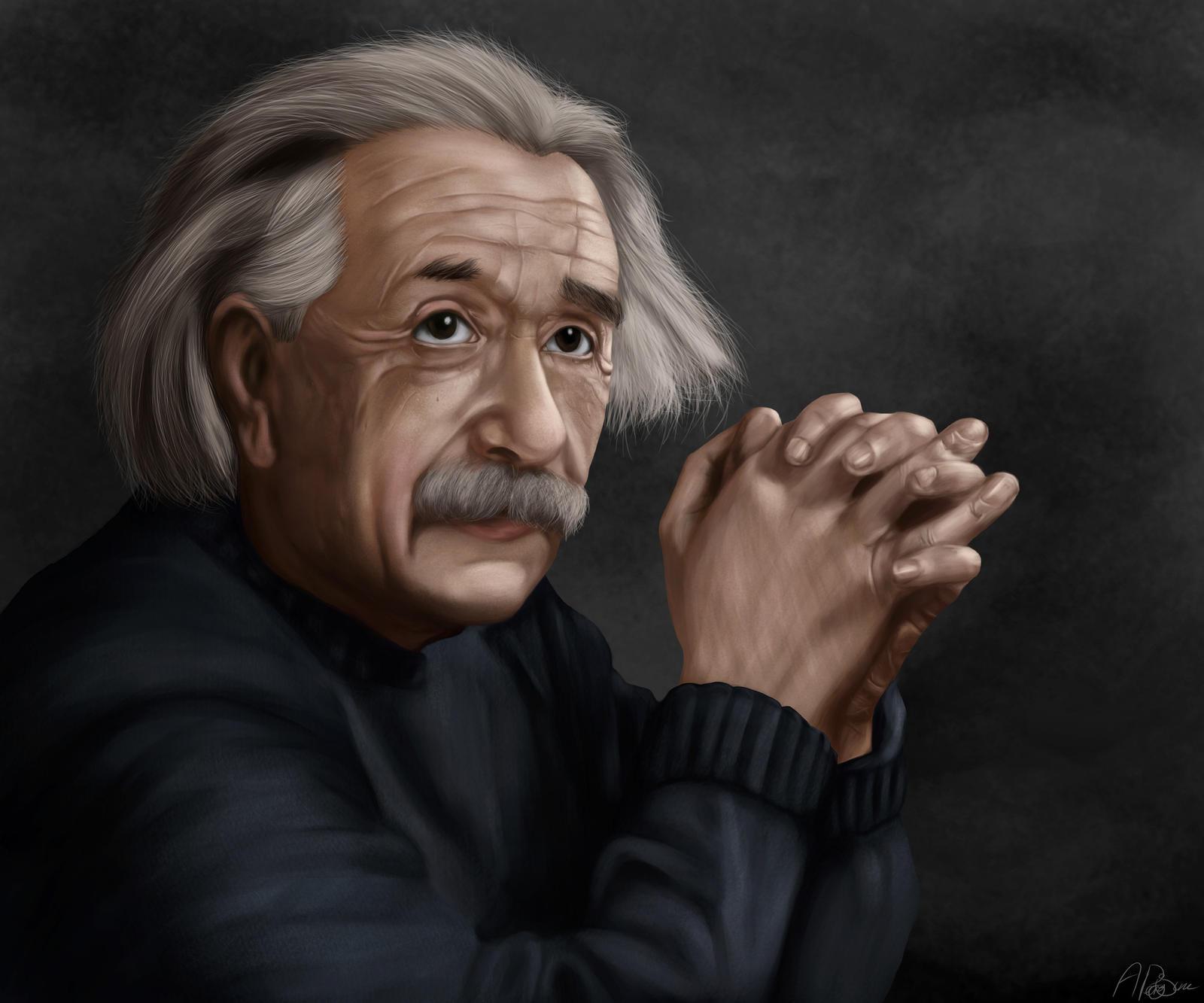 ألبرت آينشتاين