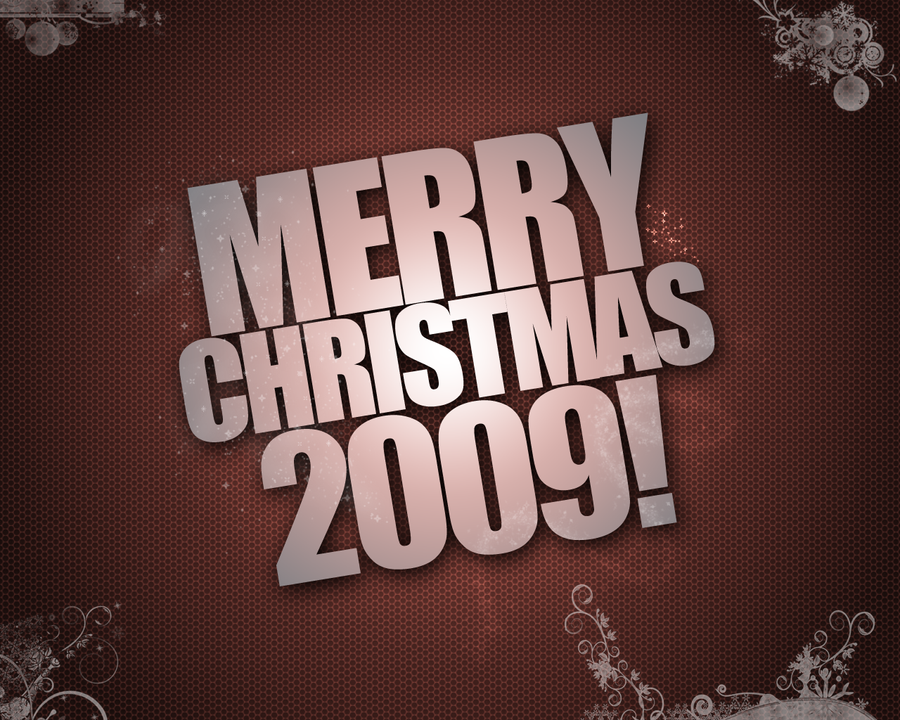 Christmas 2009 DTBG by MindWav3