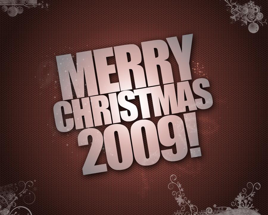 Christmas 2009 DTBG by MindWav3