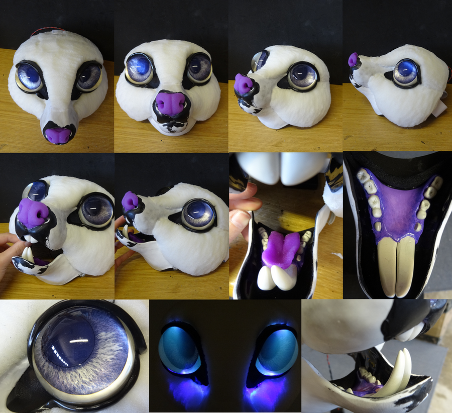 Sugar Glider Ready Resin Blank by DreamVisionCreations