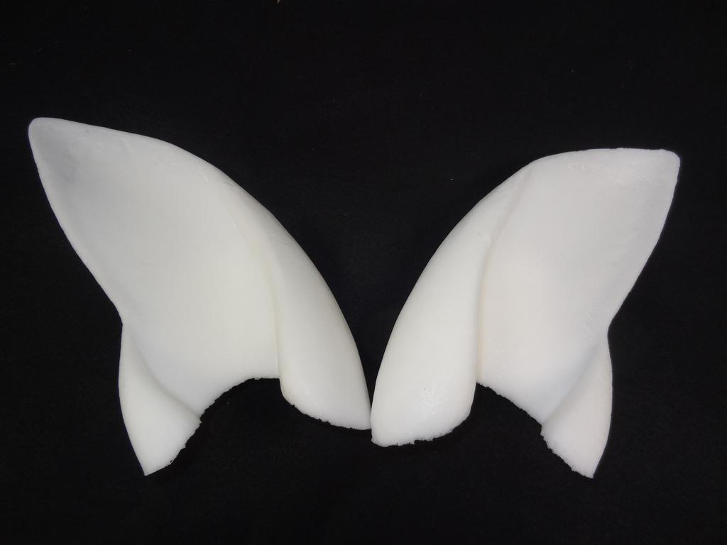 Foam Manokit Ears by DreamVisionCreations